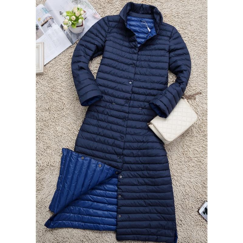 lägg till plus storlek s-6XL Coat Ultra varm vit Duck Down Jacket - Damkläder - Foto 2