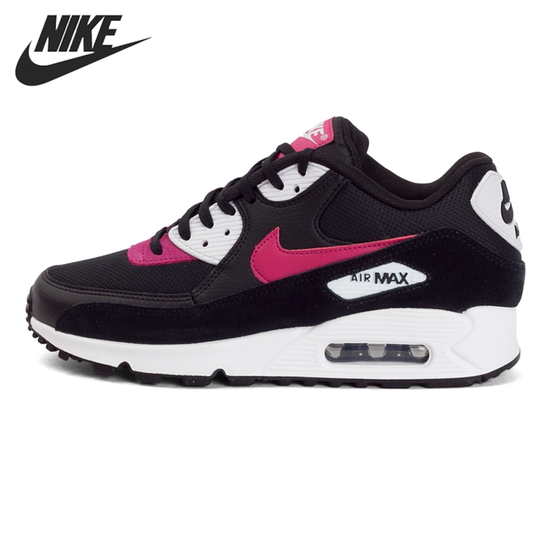 Original New Arrival 2017 NIKE Air Max 90 Women's Running Shoes Sneakers nike air max 90 красно белые