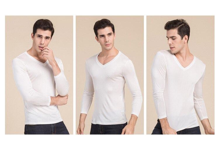 High Quality mens long sleeve t-shirt