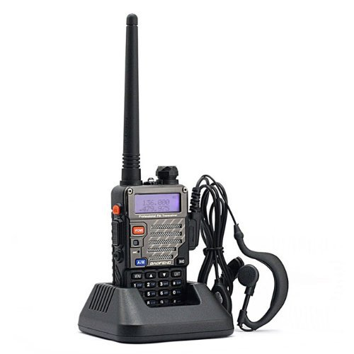 BaoFeng UV-5RE Plus Dual-Band 136-174/400-480 MHz FM Ham Two way Radio, Improved Stronger Case, More Rich and Enhanced FeaturesBaoFeng UV-5RE Plus Dual-Band 136-174/400-480 MHz FM Ham Two way Radio, Improved Stronger Case, More Rich and Enhanced Features