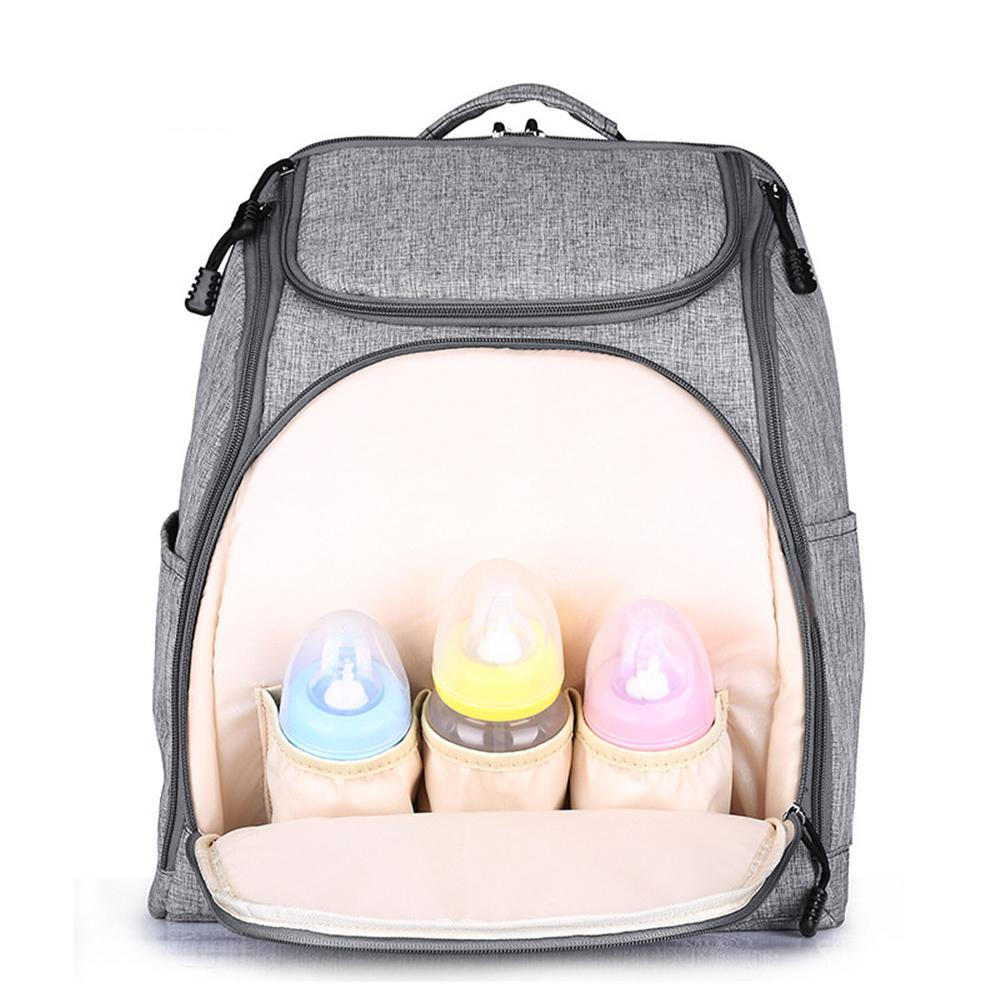 Multifunctional Mommy Backpack Parents Baby Outdoor Bag Mommy Bag for Expectant Women