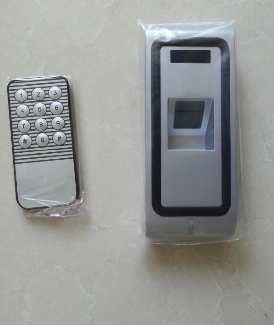 ФОТО Metal Case Waterproof Door Gate opener Access Control Fingerprint Reader Standalone