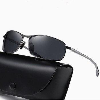 Jyjewel Women Men Vintage Polarized Sunglasses Luxury Brand Aluminum Magnesium Sun Glasses Eyewear UV400 gafas de sol mujer