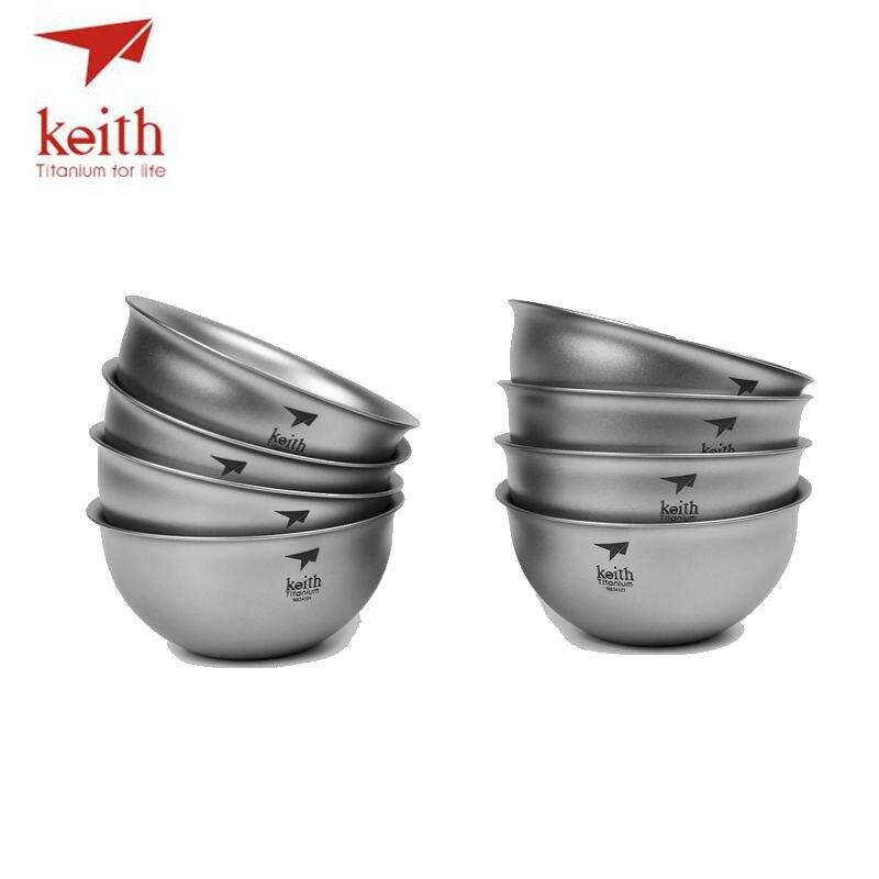 Keith Titanium 12 pièces en 1 chinois KongFu thé Set crépine Portable en plein air Camping tasse Drinkware ultraléger 1.5L 522g Ti3930 - 5