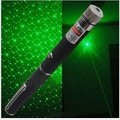 2in 1 LED 532nm 500mw green laser pointer ,Laser pen with star head / kaleidoscope light  + Free shippiing