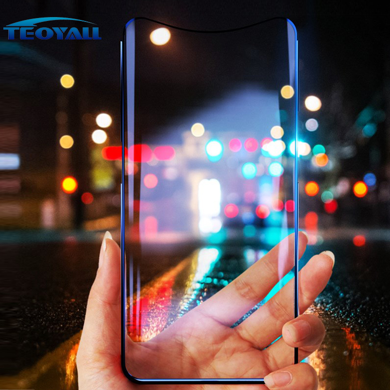 TeoYall Transparent Glitter Case for OPPO Find X F9 F7 F5 Cover Soft Silicone Cases for FindX OPPOF9 OPPOF7 TPU Protector
