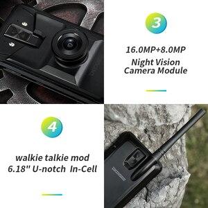 Image 4 - DOOGEE teléfono inteligente S90 Original, IP68/IP69K, superimpermeable, a prueba de golpes, 5050mAh, 6,18 , MT6671, Helio P60, 6GB, 128GB, cámara de 16MP