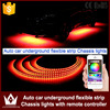 Night Lord App Control 90 120cm Car RGB LED Strip LED Under Car Glow Underbody System
