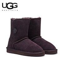 2019 UGG Boots 5803 Original Ugged Women Boots Classic Genuine Leather Fur Warm Shoes Women Uggings Australia Boots Women