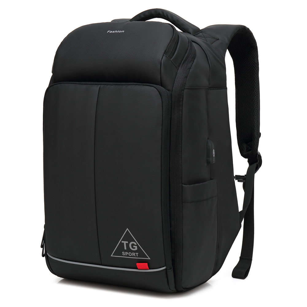 New men's business backpack Oxford cloth large-capacity anti-theft computer bag Fashion multi-function travel backpack цена 2017