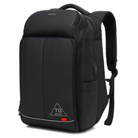 New men's business backpack Oxford cloth large capacity anti theft computer bag Fashion multi function travel backpack