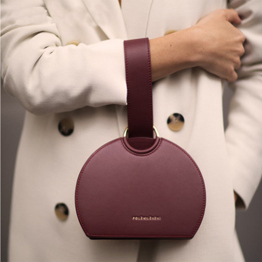 Retro Fashion Semi-circular Women Handbag shoulder messenger bag Pu Leather Female Bag Wrist Bag Dinner Clutch Lady Hand BagRetro Fashion Semi-circular Women Handbag shoulder messenger bag Pu Leather Female Bag Wrist Bag Dinner Clutch Lady Hand Bag