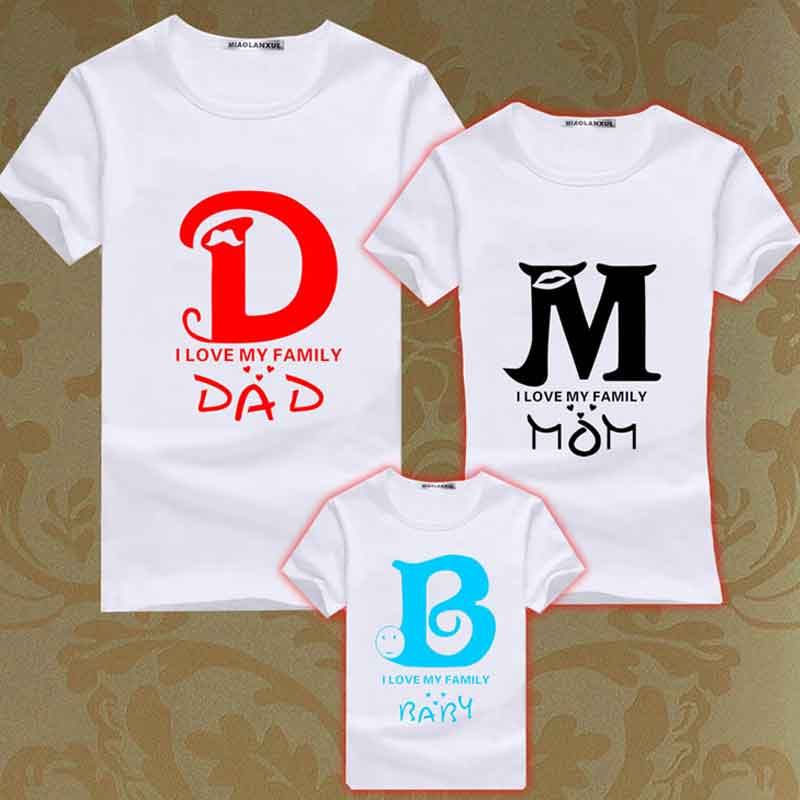 Matching family t-shirts for mother and baby, father and son, daughter, siblings, kids, grandpa and grandson, father, mother and the baby, we've got a lovely collection of family t-shirts for everyone in the house! Available in sizes for all in family from newborn infants to elderlies, we've them for everyone in our collection of family programadereconstrucaocapilar.mlon: 40, Gandhi Market, Minto Road, New Delhi,