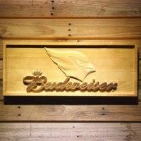 אריזונה קרדינלס הבירה באדווייזר סימן 3D בר עץ