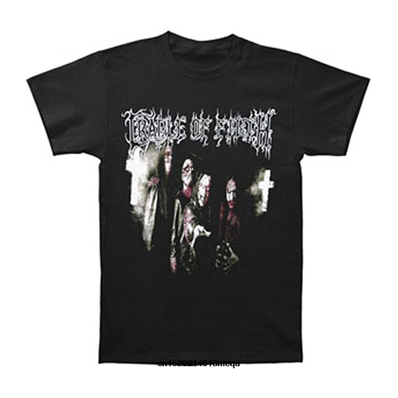 2019 Lustige T Shirts Cradle Of Filth Jesus Spart Herrenmode T-shirt Entlastung Von Hitze Und Sonnenstich