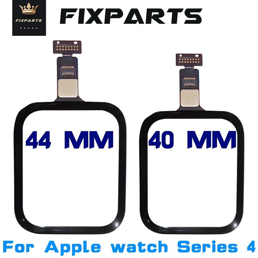 40mm 44mm Series4 Écran Tactile Digitizer Capteur En Verre Panneau Objectif Pour Apple Montre Série 4 S4 40mm 44mm Écran Tactile Repiar Pièces