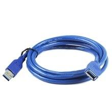1 เมตรความเร็วสูง USB3.0 สายไฟ 100 เซนติเมตรชายหญิงยาว USB3.0 ชายหญิง USB V3.0 USB3 สาย