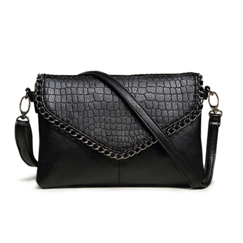 New Fashion Small Bag Women Messenger Bags Soft PU Leather Crossbody Bag For Women Clutches Bolsas