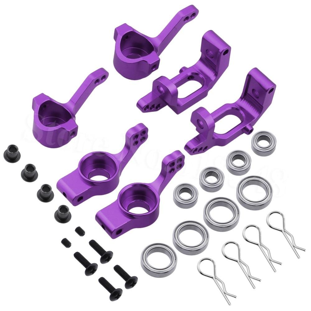 Aluminium Stuurnaaf Mount Upgrade Onderdelen Voor RC Redcat Racing - Radiografisch bestuurbaar speelgoed