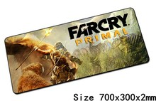 far cry mouse pads 70x30cm pad to mouse notbook computer mousepad High-end gaming mousepad gamer to keyboard laptop mouse mat