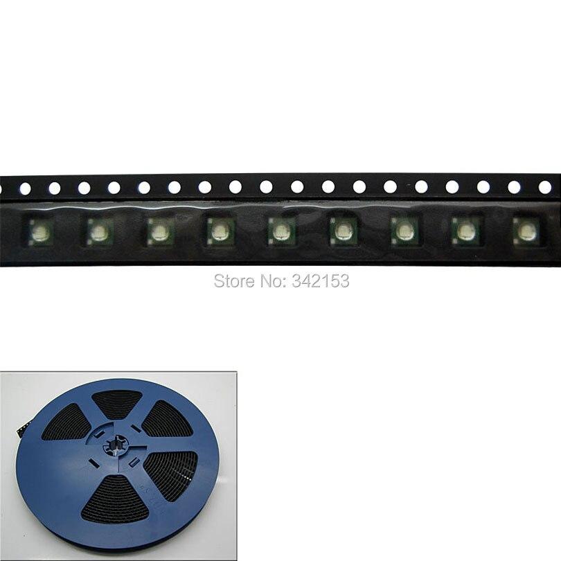 TOPLEDLIGHT Brand New Cree Xlamp 3W XP E XPE Led Beads Royal Blue 450 455NM Led