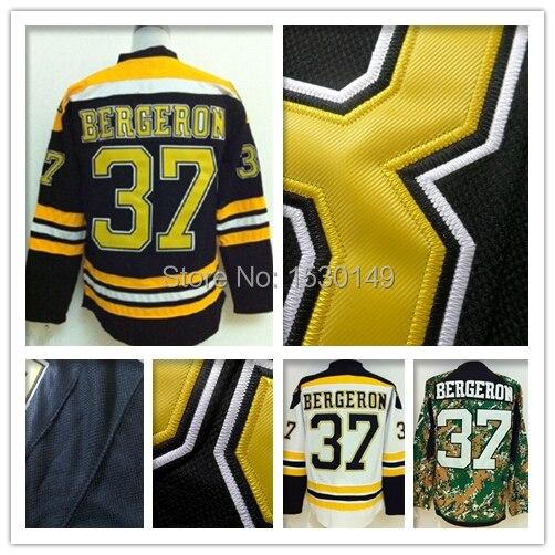 Patrice Bergeron Jersey Boston Bruins winter classic Jersey Ice Hockey  hoodie Jerseys Men Black Authentic Stitched Size M-XXXL d34620796031
