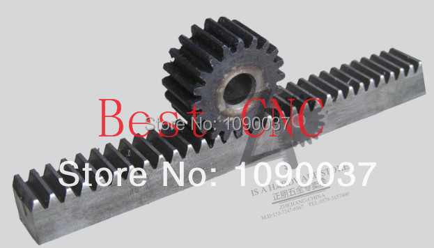 все цены на CNC Rack Gear Mod 2.5 Right Teeth 25x25 x1000mm spur gear precision machinery industry 45 steel toothed frequency hardening