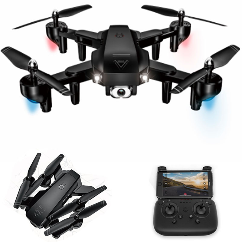 New Drone With Camera HD 1080P WIFI FPV  RC Drones GPS  Optical Flow Position Aerial RC Helicopter 2.4G Rc Toys Rc Quadcopter