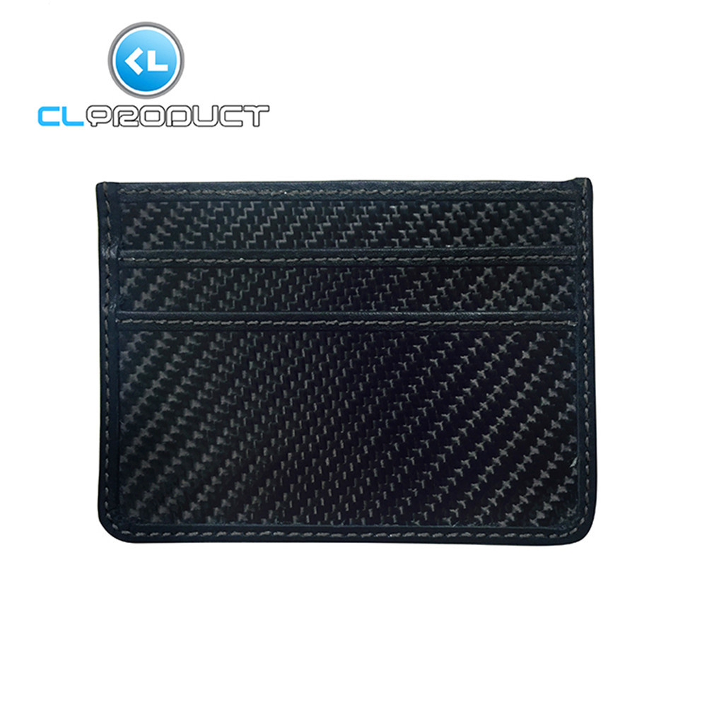 Luxury style rfid blocking black real carbon fiber credit card luxury style rfid blocking black real carbon fiber credit card holder wallets coin pocket in card id holders from luggage bags on aliexpress magicingreecefo Gallery