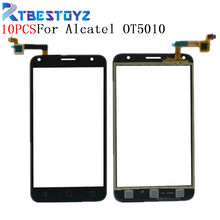 RTBESTOYZ Touchscreen Sensor Digitizer Glas Für Alcatel One Touch PIXI 4 5,0 OT 5010 OT5010 5010D 5010E 5010G OT-5010(China)