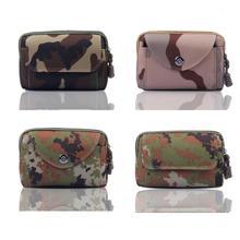 2019 Men Waist Fanny Pack Oxford Cloth Canvas Bag  Military Travel Multi-purpose Messenger Camo Waist Bag Phone Case Pack цена 2017