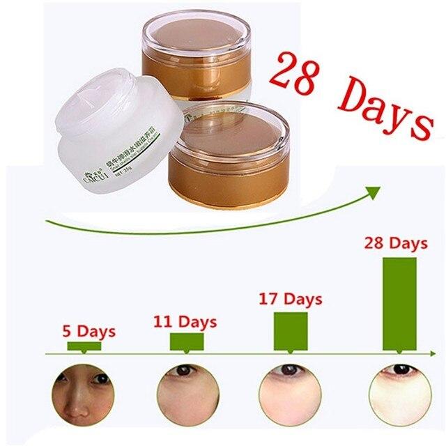 Face Cream Make Up Anti Wrinkle Snail Shells Cream Whitening Maquiagem Moisturizing 28 Days Change Cream Face Care Beauty Health 2