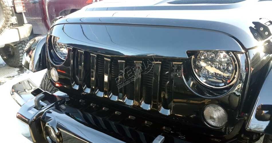 75W jeep headlight 5
