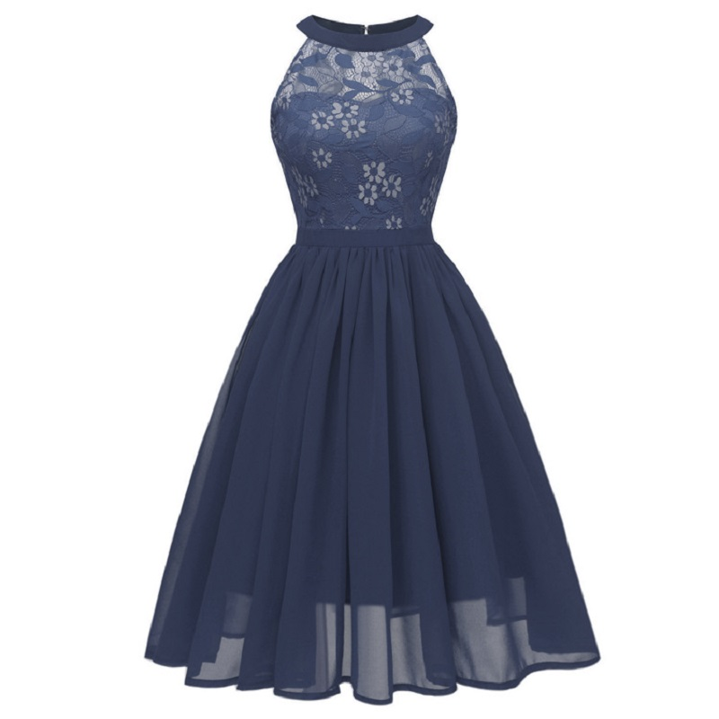 Ladies of Temperament Wedding Party Bridesmaid Dresses Youth Opening Ceremony Party Beauty Dresses Party Chiffon Dress