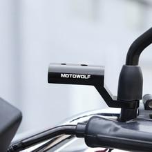 新しいオートバイ拡張ラックリアビューカメラハンドルミラーマウントアダプタバイクライト拡張ブラケット電話ホルダースタンド