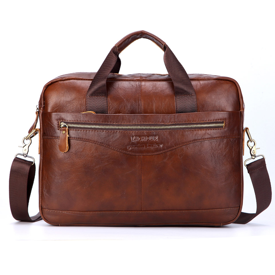 Men Genuine Leather Messenger Bags Male Casual Leather Laptop Tote Bags Cowhide Handbags Men Travel Briefcases Shoulder Bags genuine leather bag men messenger bags casual multifunction shoulder bags travel handbags men tote laptop briefcases men bag