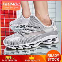 HKIMDL Summer Men Sneakers Fashion Spring Outdoor Shoes Men Casual Men'S Shoes Comfortable Mesh Shoes For Men Size 39 47