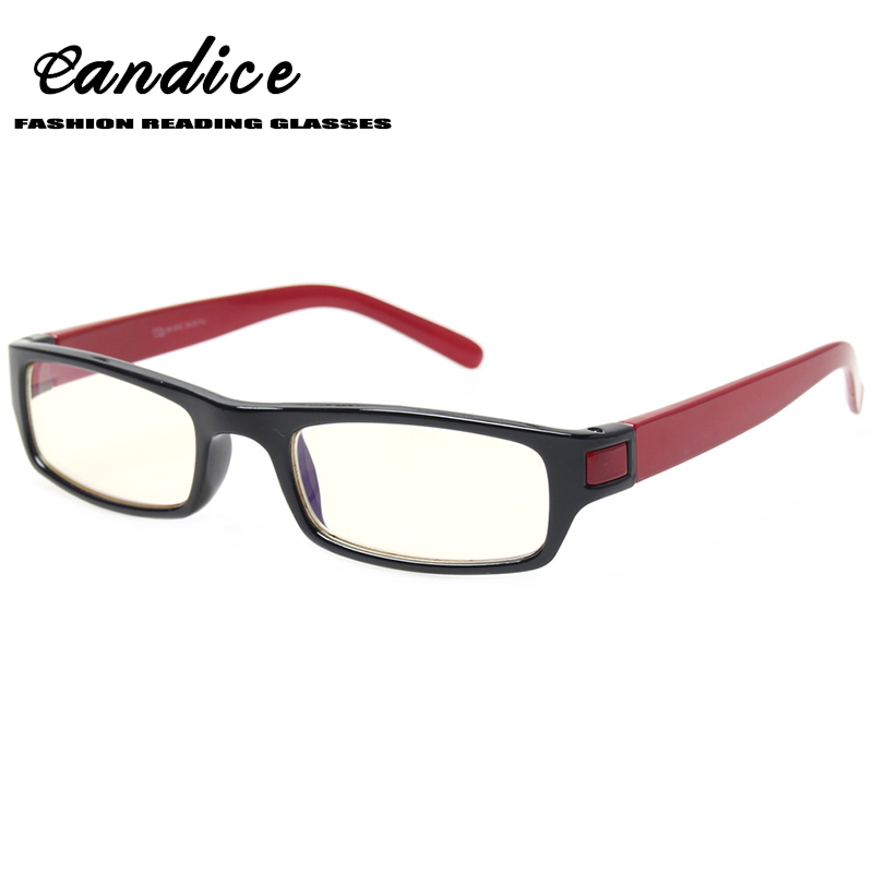 Fashion multi Anti Blue Rays Computer Eeywear Reading Glasses 100% UV 400 Radiation-Resistant glasses Gaming Glasses 1.0 to 4.0