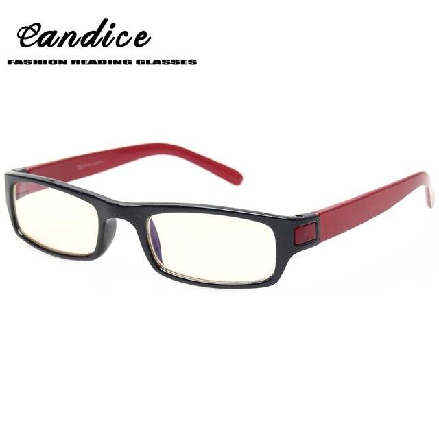 bf107a0e51 Moda multi Anti azul rayos computadora Eeywear gafas de lectura 100% UV 400  resistente a
