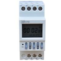 TOWE TW IEDJ M 220V 3500W TOWE Industrial Timer Three Phase Power Countdown Timer Switch Rail
