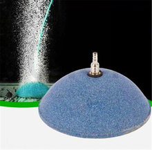 Aquarium Pond Pump Hydroponics Diffuser Fish Tank Ceramic Bubble High-temperature sintering Air Stone Aerator Sintered Air stone