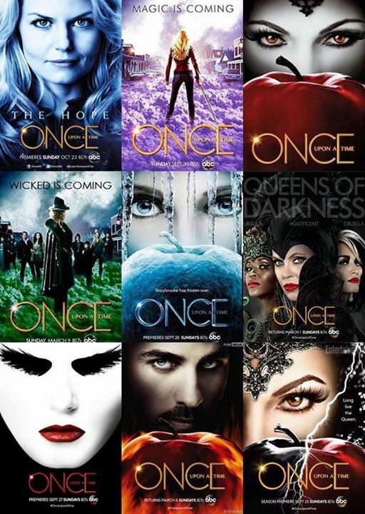 Once Upon A Time 2011-2018 Tv Series Season 1-7 All Episode 480p HDRip With subtitle