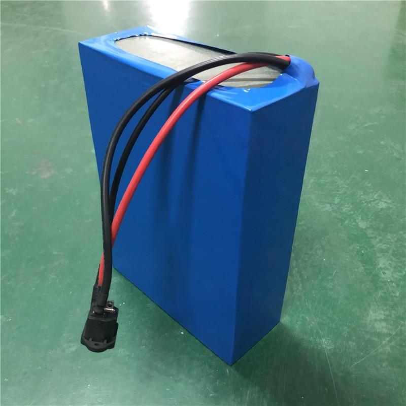 ODM 48 V 20AH Cilindro 18650 NCM Lithium-ion Battery Células Aseembly para Bicicleta Elétrica Ebike com PCB