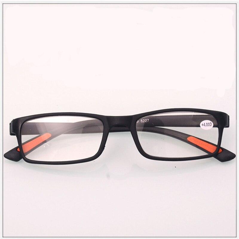7Pcs/lot Hot TR90 Ultralight Anti Fatigue Can Be Bent men Elderly Eyeglasses Women Reading Glasses+1.0 +1.5+2.0+2.5+3.0+3.5+4.0