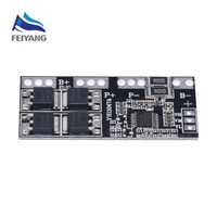 1PCS SAMIORE ROBOT 4S 30A Li-ion Lithium Battery 18650 Charger Protection Board 14.4V 14.8V 16.8V 4S BMS
