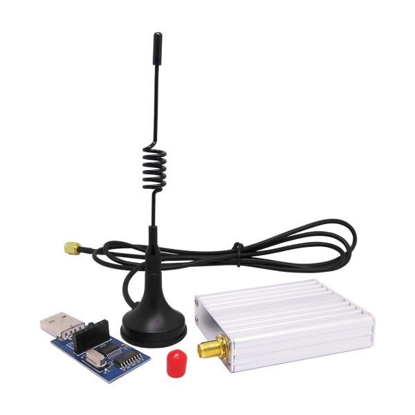 2 компл./лот 1400 м TTL/RS232/RS485 беспроводной пульт дистанционного управления RF передатчик модуль комплект (2 шт. SV612 + 1 шт. usb доска мост + 2 шт. антенны)