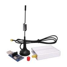 2 компл./лот SV612 1 км 868 МГц RS485 порт 20dBm беспроводной Радиочастотный пульт дистанционного управления передатчик приемник модуль комплект