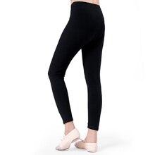 Детские леггинсы для танцев и фитнеса для девочек, спортивные штаны для йоги, штаны с высокой талией, штаны для занятий йогой и бегом, детская спортивная одежда