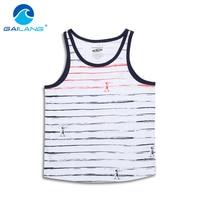 Gailang Brand Men Tank Top T Shirt Sleeveless Cotton Mens Top Tees Shirts Vest Tank Casual