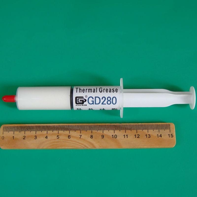 GD280 Thermische Geleidende Vet Pasta Siliconen Gips Koellichaam - Computer componenten - Foto 5